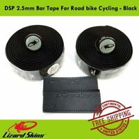 Lizard Skins DSP 2.5mm Bar Tape For Road bike Cycling - Black (OEM)
