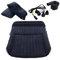 LABABE SUV Inflatable Mattress Car Air Bed with Air Pump Outdoor Travel Air Air