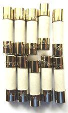 Fuse 1a  20mm HBC Ceramic T1A H 250v Anti surge Time Delay  x10pcs