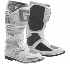 Gaerne SG-12 Boots White Adult Size: 12