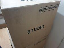 Monitor Audio Studio Speaker Pair Brand New