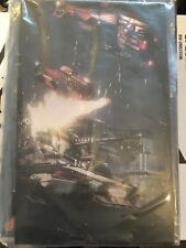 Hot Toys Batman Arkham Knight Diorama Back Drop VGM28 loose 1/6th scale