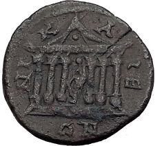 TRANQUILLINA - Gordian III Wife - Nicaea Bythinia TYCHE TEMPLE Roman Coin i63430