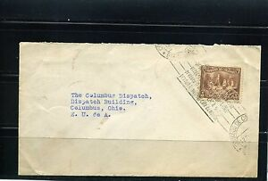 COLUMBUS and COLUMBUS,cover B.QUILLA ,-COLOMBIA 40s