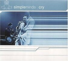 Simple MINDS CRY (2002, #912186) [Maxi-CD]