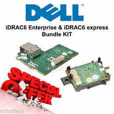 IDRAC de Dell: 6 Express + iDRAC 6 Enterprise Bundle Kit k869t jpmj3 R210 R310 R410