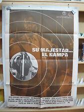 A504 SU MAJESTAD EL HAMPA ROBERT HOOKS BLAXPLOITATION