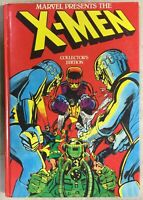 Marvel Presents the X-Men Collector's Edition Hardcover Marvel/Grandreams