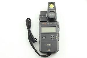 [Near MINT Minolta Flash Meter IV Light Exposure Meter Viewfinder 5° Japan