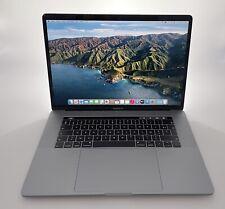"Apple MacBook Pro 15"" 2018, Intel i7 2.6 GHz, 16 Go RAM, 500 Go SSD, AppleCare+"