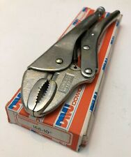"""DOWIDAT 166-10""""  Gripzange Locking Pliers with Wire Cutter 230mm Made in Germany"""