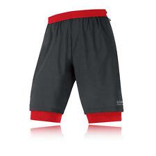 Kurze Herren-Shorts mit Reflektoren