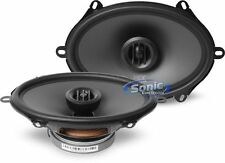 """MTX THUNDER68 240W 6"""" x 8"""" 2-Way Thunder Series Coaxial Car Stereo Speakers"""
