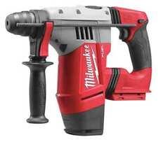 MILWAUKEE 0757-20 M28 Fuel Cordless Rotary Hammer, 28.0V