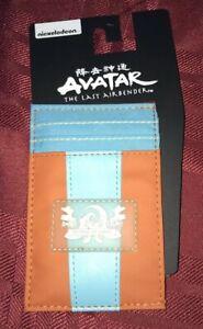 Avatar The Last Airbender Air Nomads Cardholder Wallet OFFICIAL LICENSED