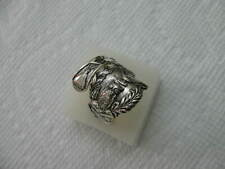 Sterling Silver spoon RING s 10 OWL Jewelry # 6600