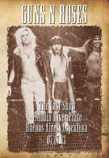 GUNS N ROSES    ARGENTINA 93   DVD   I ACCEPT PAYPAL!!!