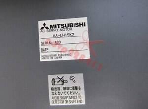 One Mitsubishi servo motor HA-LH15K2 NEW