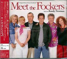 "Randy Newman ""MEET THE FOCKERS"" soundtrack Japan CD SEALED"