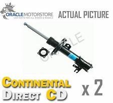 2 x CONTINENTAL DIRECT FRONT SHOCK ABSORBERS STRUTS SHOCKERS OE QUALITY GS3044FL