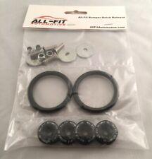 All-Fit Automotive Bumper Quick Release Kit [Black] for Ferrari