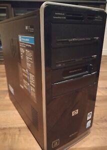 HP PAVILION A6500F PC PENTIUM DUAL CPU E2200 2.2GHz 4GB 160HDD - Geforce