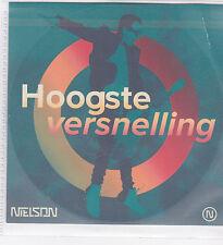 Nielson-Hoogste Versnelling Promo cd single