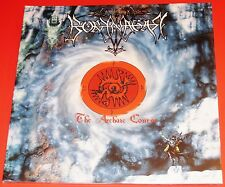 Borknagar: The Archaic Course LP 180 Gram Vinyl Record 2010 Back On Black UK NEW