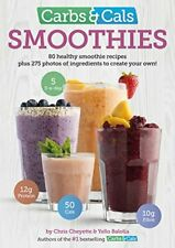 Chris Cheyette - Carbs andamp; Cals Smoothies