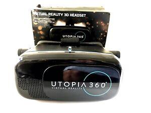 Virtual Reality Headset ReTrak Utopia 360 Smartphone VR Android Apple