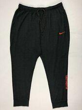 Nuevo Nike Oklahoma State Cowboys-Gris Oscuro Dri-Fit Pantalones Deportivos (varios Tamaños)