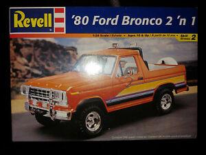 REVELL 1980 FORD BRONCO