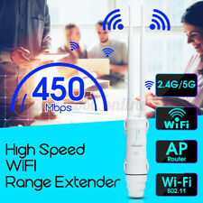 Wavlink AC600 Wireless Outdoor Repeater/AP&Wifi Signal Boosters&Ranger Extenders