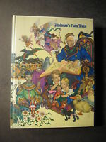 ANDERSEN'S FAIRY TALES Illustrated Junior Library 1945 1st Edition thus