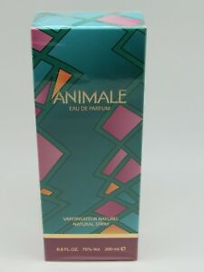 ANIMALE by Parlux Perfume for Women 6.7 oz 6.8 / 200 ml EDP Spray - New in Box