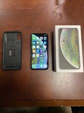 Apple iPhone XS - 256GB - Space Gray (Verizon) With Accessories! Good Condition