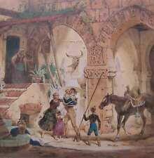 Gail Wilhelm *1804 München SPANIEN España TORERO Genre Familie toro Stierkampf
