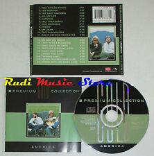 CD AMERICA Premium gold collection 1996 holland EMI 7243837638 NO lp mc dvd(CS25