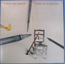 PAUL MCCARTNEY, PIPES OF PEACE - LP RECORD