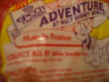 McDonalds  Happy Meal Epcot Center Adventures at Disney MICKEY & FRIENDS  1993 U