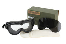 Goggles - G.I. Sun-Wind-Dust - Ballistic Lens - Made in the USA - NEW Govt.