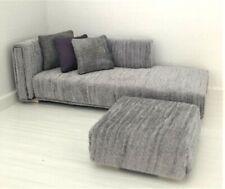 Escala 1:12 acabado natural tumdee Banco De Madera Casa De Muñecas Muebles de jardín 144