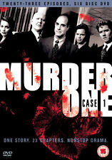 DVD:MURDER ONE SERIES 1 BOX SET - NEW Region 2 UK