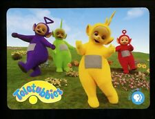 Movie / TV Television Show chrome postcard Teletubbies PBS