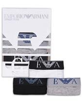 Calzoncillos EMPORIO ARMANI Pack de 3 Boxers para Hombre - 100% Originales