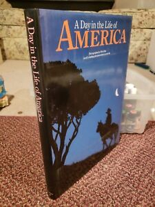 Day in the Life of America by David Cohen, Rick & Leslie Smolan 1986, HC 1st Pri