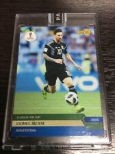 2018 Panini Instant World Cup Lionel Messi Green /10 Class of the Cup SSP