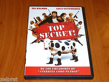 TOP SECRET - Jim Abrahams / David Zucker / Jerry Zucker - NUEVA