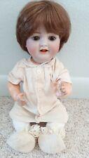 Antique Simon Halbig - Kammer Reinhardt K Star R Baby Doll #126 Teeth Tongue