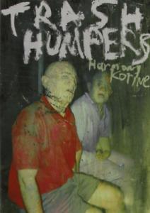 KORINE,HARMONY-TRASH HUMPERS DVD NEW